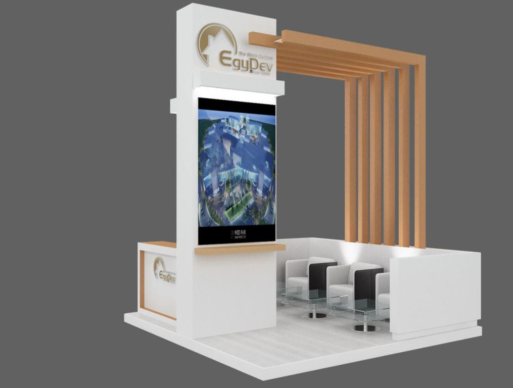 Small Exhibition Stands : Products exhibition professionals