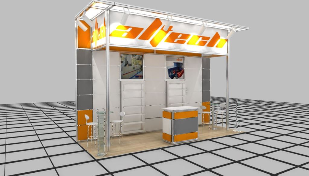 Small Expo Stands : Expros small stands model xpros s exhibition