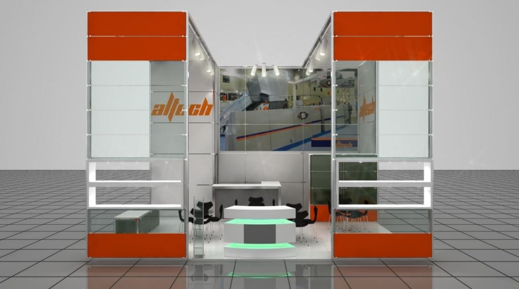 Small Expo Stands : Expros small stands model xpros s exhibition professionals